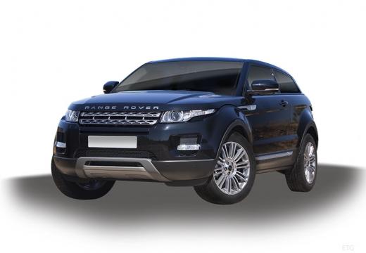 LAND ROVER Range Rover Evoque I kombi niebieski jasny