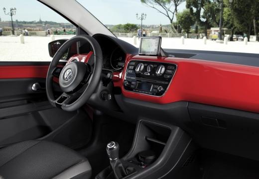 VOLKSWAGEN up 1.0 move Hatchback I 60KM (benzyna)