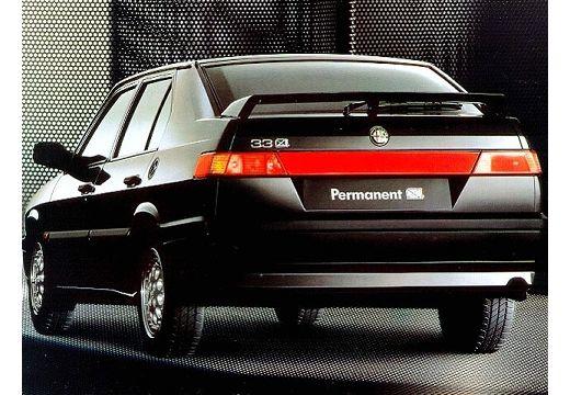 ALFA ROMEO 33 1.7 S 4x4 QV Perm.4 Hatchback I 1.8 132KM (benzyna)