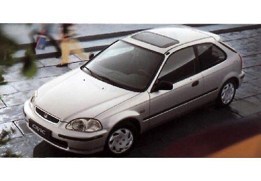 HONDA Civic III hatchback górny przedni