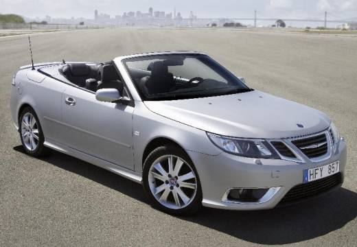 SAAB 9-3 2.0t Linear BioPower Kabriolet Cabriolet III 175KM (benzyna)