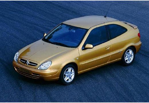 CITROEN Xsara II hatchback złoty przedni lewy