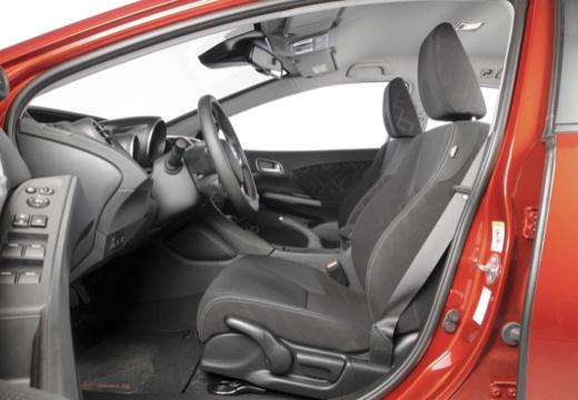 HONDA Civic Tourer I kombi czerwony jasny wnętrze