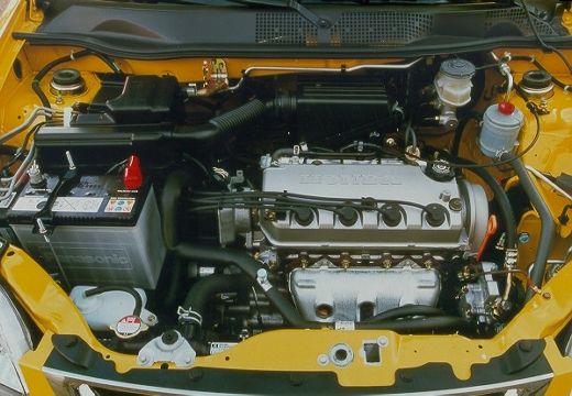 HONDA Logo hatchback silnik