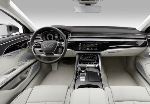 AUDI A8 4N sedan tablica rozdzielcza