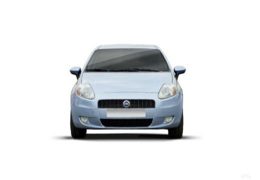 FIAT Punto Grande hatchback przedni