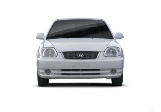HYUNDAI Accent III hatchback przedni