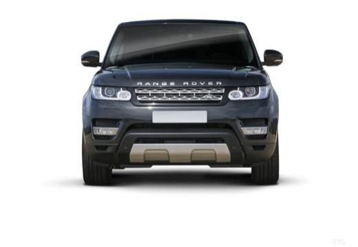 LAND ROVER Range Rover Sport IV kombi czarny przedni