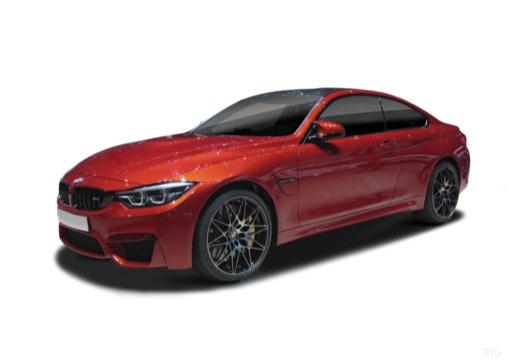 BMW Seria 4 coupe przedni lewy