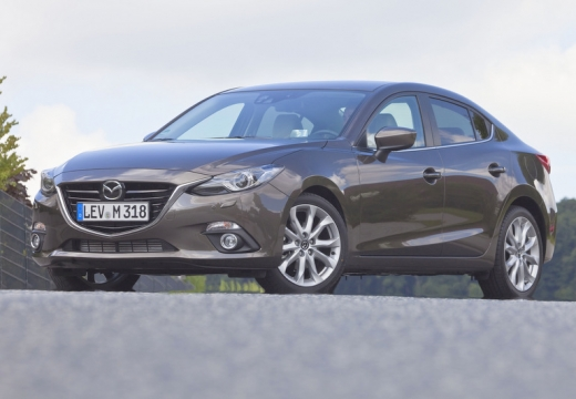 MAZDA 3 2.0 Skypassion Sedan V 120KM (benzyna)