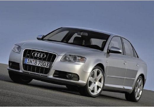 AUDI A4 8E II sedan silver grey przedni lewy