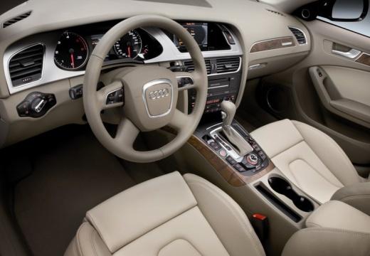 AUDI A4 Allroad I kombi silver grey tablica rozdzielcza