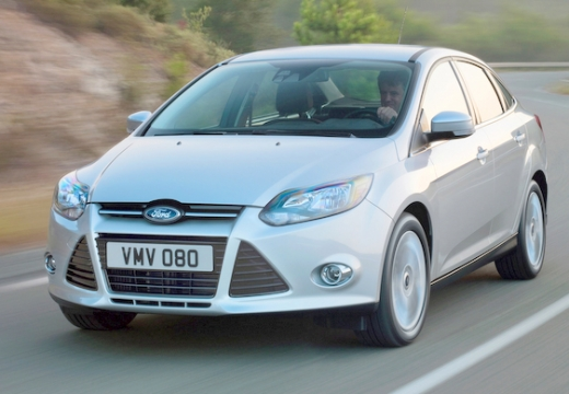FORD Focus 2.0 TDCi Edition Sedan V 140KM (diesel)