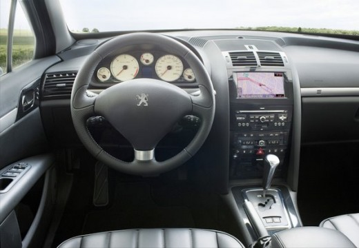 PEUGEOT 407 1.6 HDi Premium Kombi SW II 109KM (diesel)