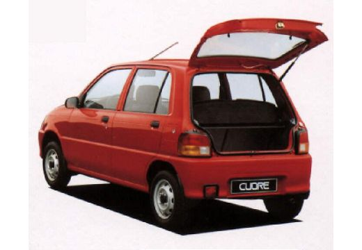 DAIHATSU Cuore GL Hatchback III 0.9 42KM (benzyna)