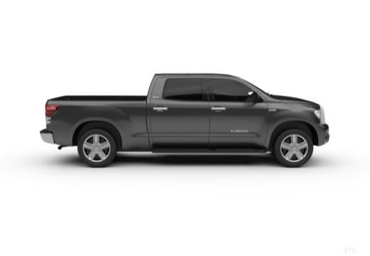 Toyota Tundra pickup boczny prawy
