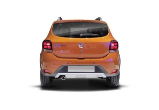 DACIA Sandero III hatchback tylny