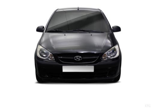 HYUNDAI Getz II hatchback przedni