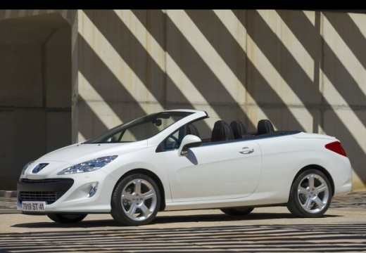 PEUGEOT 308 CC 1.6 Sport Euro5 Kabriolet I 120KM (benzyna)