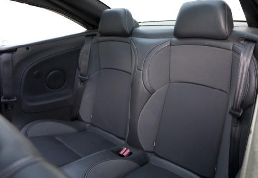 RENAULT Megane III CC kabriolet czarny wnętrze