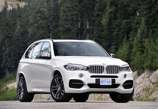 BMW X5 M50d Kombi X 5 F15 3.0 381KM (diesel)