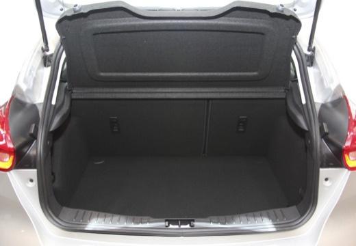 FORD Focus VI hatchback przestrzeń załadunkowa