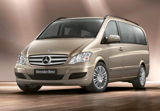 MERCEDES-BENZ Viano 3.5 Trend ekstra d Kombi II 258KM (benzyna)