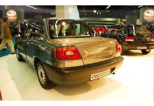DAIHATSU Charade 1.5 SX Shortback Sedan 75KM (benzyna)