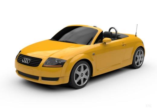 AUDI TT Coupe 8N roadster przedni lewy