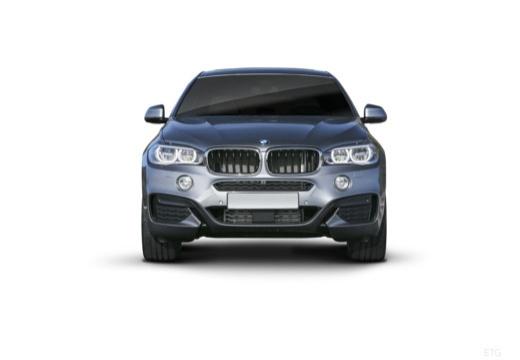 BMW X6 hatchback przedni