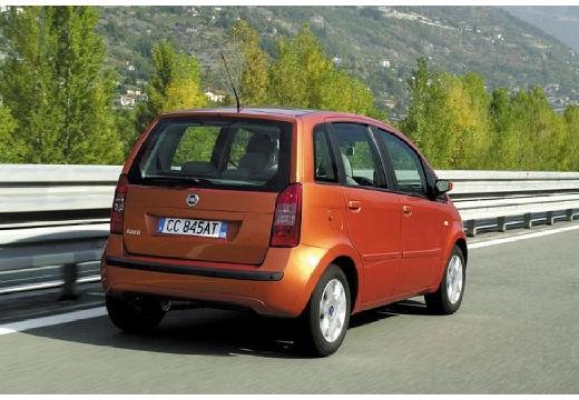 FIAT Idea I kombi złoty tylny prawy