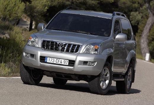 Toyota Land Cruiser 4.0 Sol Navi EU4 Kombi 120 249KM (benzyna)