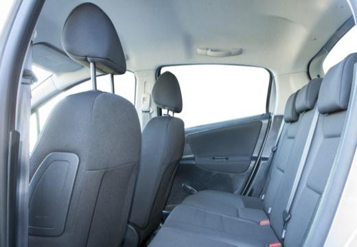 PEUGEOT 207 II hatchback wnętrze