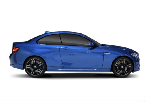 BMW Seria 2 F22 I coupe boczny prawy