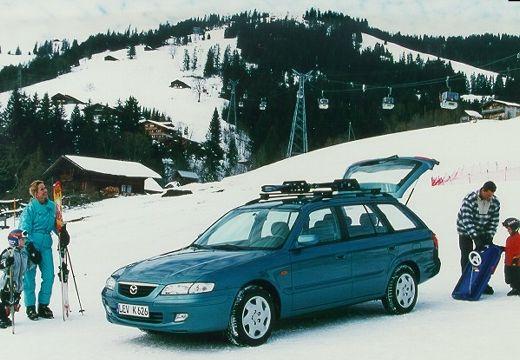 MAZDA 626 2.0 Sportive Kombi IV 136KM (benzyna)