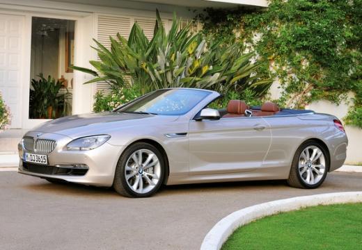 BMW 640d xDrive Kabriolet Cabriolet F12 I 3.0 313KM (diesel)
