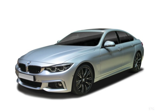 BMW Seria 4 Hatchback Gran Coupe F36 II