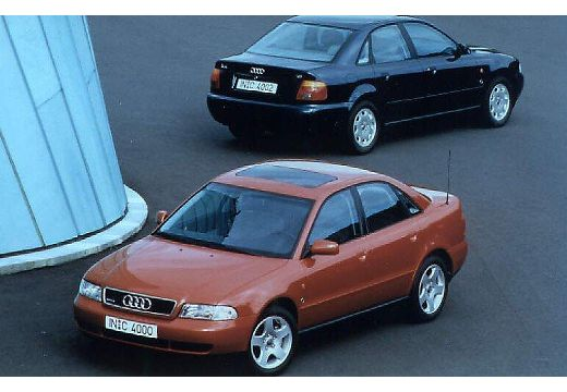 audi a4 1 6 aut sedan b5 101km 1995. Black Bedroom Furniture Sets. Home Design Ideas