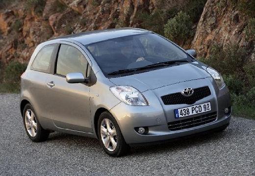 Toyota Yaris Hatchback III