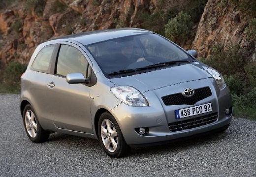Toyota Yaris 1.0 Terra Hatchback III 69KM (benzyna)