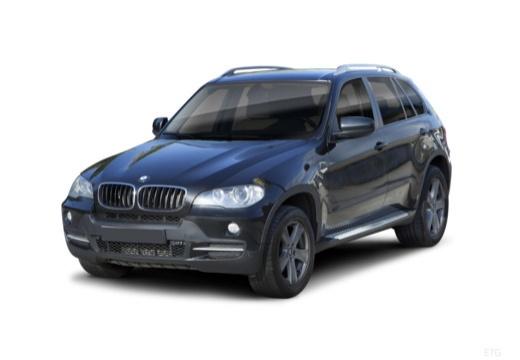 BMW X5 kombi przedni lewy