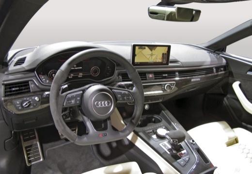 AUDI A5 III coupe tablica rozdzielcza
