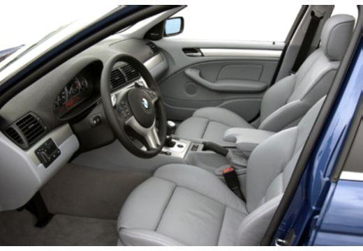 BMW Seria 3 E46/4 sedan niebieski jasny tablica rozdzielcza