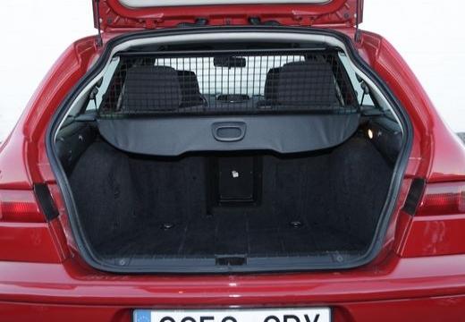 ALFA ROMEO 156 Sportwagon III kombi przestrzeń załadunkowa