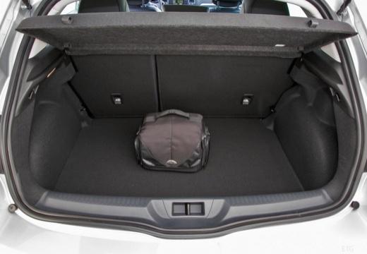 RENAULT Megane IV hatchback przestrzeń załadunkowa