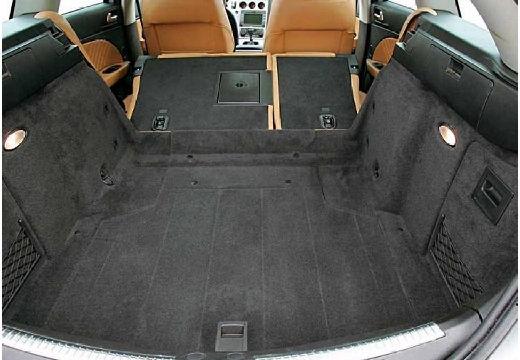 ALFA ROMEO 159 Sportwagon kombi silver grey przestrzeń załadunkowa