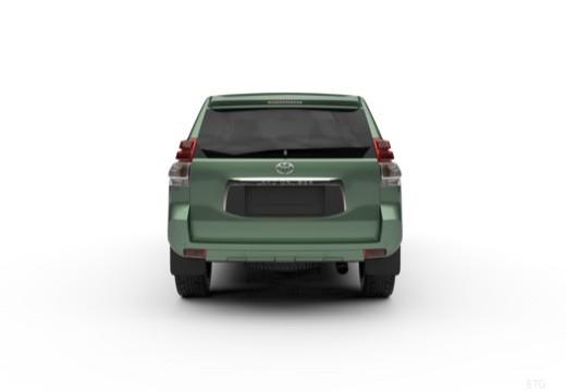 Toyota Land Cruiser 150 I kombi tylny