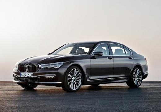 BMW 740Li Sedan G11 G12 I 3.0 326KM (benzyna)