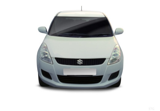 SUZUKI Swift III hatchback przedni