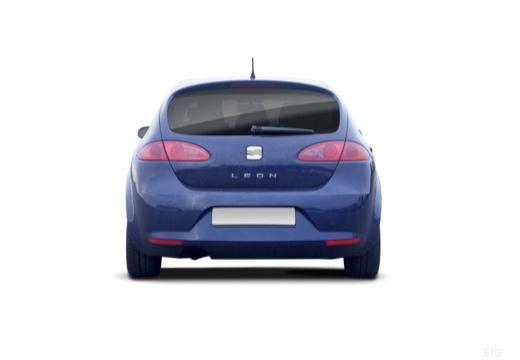 SEAT Leon II hatchback tylny